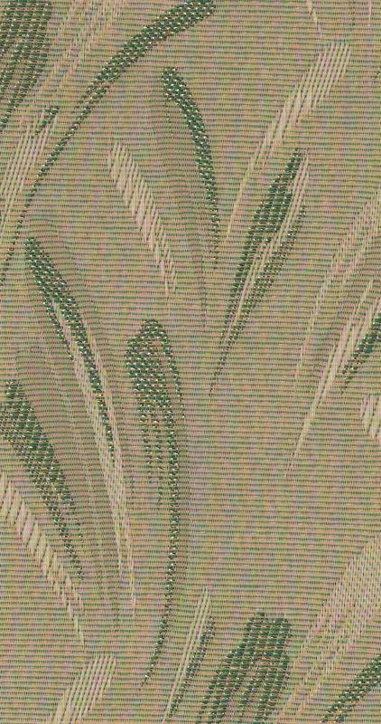 Джангл-металлик зеленый