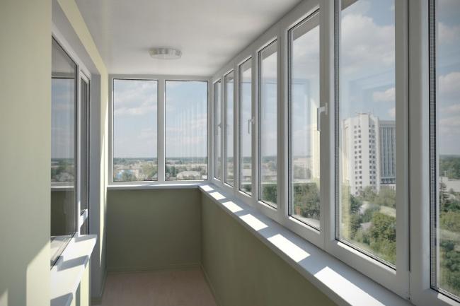 балконы цена