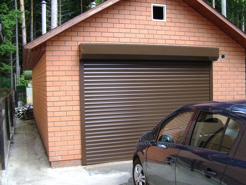 роллеты гаражные