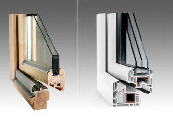 Какие окна лучше, пластиковые или деревянные 8