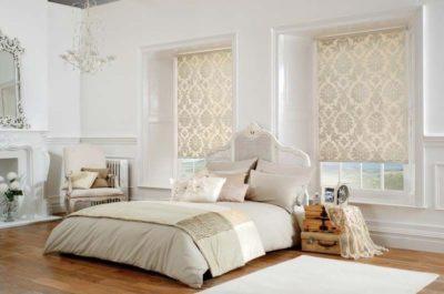Рулонные шторы и интерьер: создаем оптимальное сочетание
