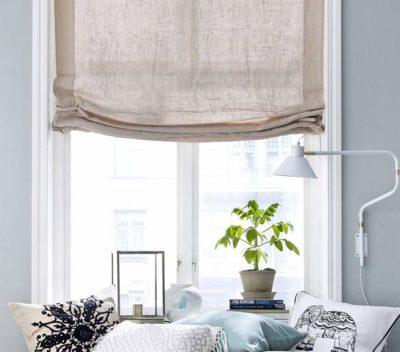 Купить римские шторы