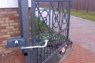 Ворота купить