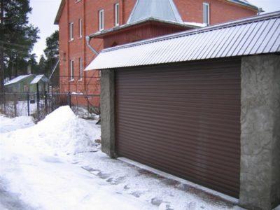 роллеты для гаража Киев купить