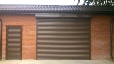 Купить ворота для гаража