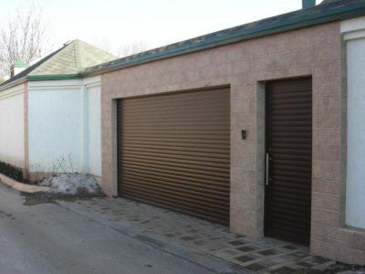 Ворота для гаража купить