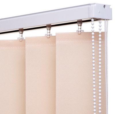 Механизм управления вертикальными тканевыми жалюзи